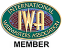 International Webmasters Association Member.